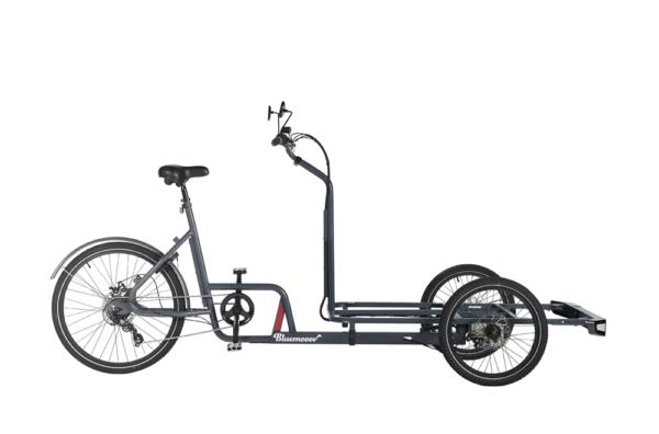 Vélo cargo triporteur mécanique Clipper Nobox