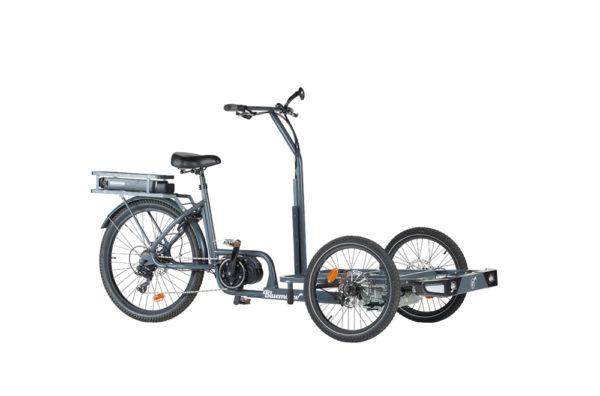 Vélo cargo triporteur à assistance électrique Ketch Nobox Enviolo