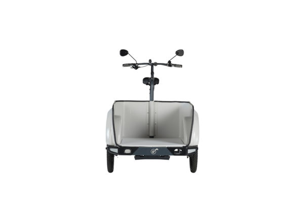 Vélo cargo triporteur mécanique, caisson ABS, Ketch Pickup