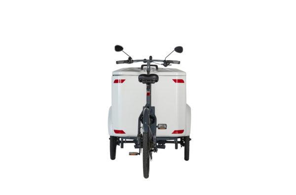 Vélo cargo triporteur mécanique, caisson ABS, Ketch Pro