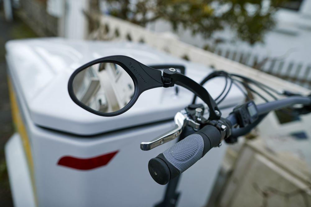 Vélo cargo électrique professionnel Bluemooov Ketch Pro