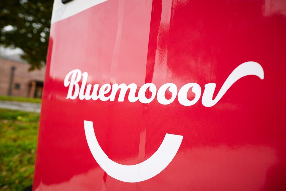 Vélo cargo électrique professionnel Bluemooov Clipper Pro